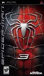 Hra pre PSP Spider-Man 3