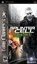 Hra pre PSP Tom Clancys: Splinter Cell: Essentials