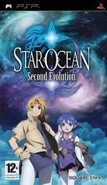 Hra pre PSP Star Ocean: Second Evolution dupl