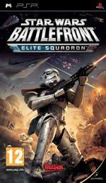 Hra pre PSP Star Wars: Battlefront: Elite Squadron