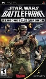 Hra pre PSP Star Wars: Battlefront: Renegade Squadron