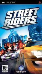 Hra pre PSP Street Riders