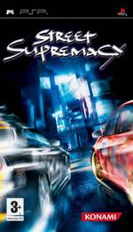 Hra pre PSP Street Supremacy