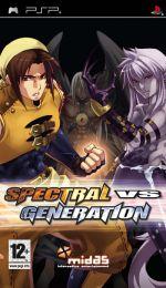 Hra pre PSP Spectral vs Generation