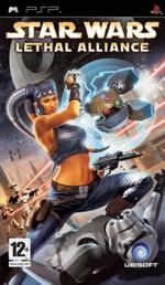Hra pre PSP Star Wars: Lethal Alliance