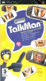 Hra pre PSP Talkman + mikrofón
