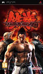 Hra pre PSP Tekken 6