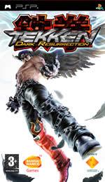 Hra pre PSP Tekken: Dark Resurrection