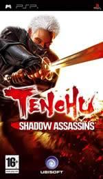 Hra pre PSP Tenchu 4: Shadow Assassins
