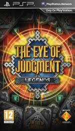 Hra pre PSP Eye of Judgement: Legends