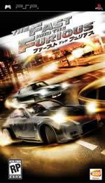 Hra pre PSP The Fast and The Furious: Tokyo Drift