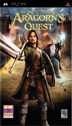 Hra pre PSP The Lord of the Rings: Aragorns Quest
