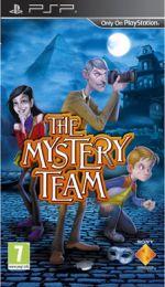 Hra pre PSP The Mystery Team