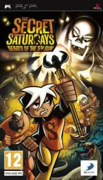 Hra pre PSP The Secret Saturdays: Beasts of the 5th Sun