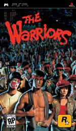 Hra pre PSP The Warriors