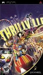 Hra pre PSP Thrillville