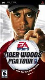 Hra pro PSP Tiger Woods PGA Tour 06