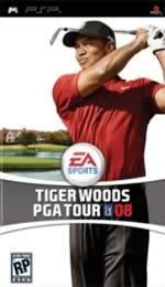 Hra pre PSP Tiger Woods PGA Tour 08