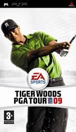 Hra pre PSP Tiger Woods PGA Tour 09
