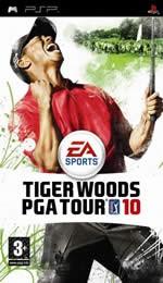 Hra pre PSP Tiger Woods PGA Tour 10