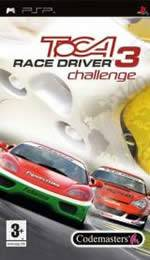 Hra pre PSP TOCA Race Driver 3 Challenge