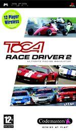Hra pre PSP Toca Race Driver 2