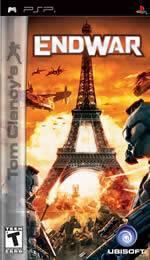 Hra pre PSP Tom Clancys: End War