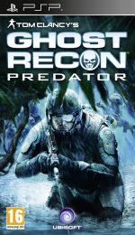 Hra pre PSP Tom Clancys: Ghost Recon: Predator