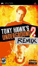 Hra pre PSP Tony Hawks Underground 2