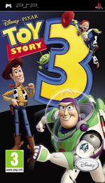 Hra pre PSP Toy Story 3