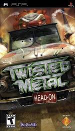 Hra pre PSP Twisted Metal