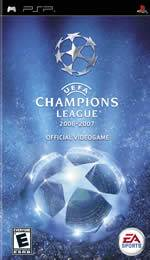 Hra pre PSP UEFA Champions League 2006-2007