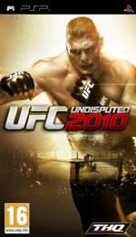 Hra pre PSP UFC Undisputed 2010