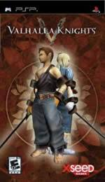 Hra pre PSP Valhalla Knights