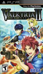 Hra pre PSP Valkyria Chronicles II