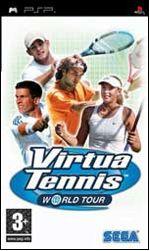 Hra pre PSP Virtua Tennis World Tour