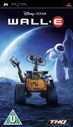 Hra pre PSP WALL-E