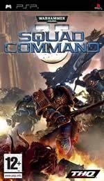 Hra pre PSP Warhammer 40000: Squad Command