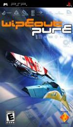 Hra pre PSP Wipeout Pure