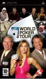 Hra pre PSP World Poker Tour