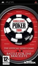 Hra pre PSP World Series of Poker 2008: Battle for the Bracelets