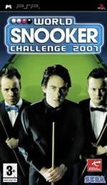Hra pre PSP World Snooker Challenge 2007