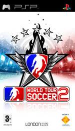 Hra pre PSP World Tour Soccer 2