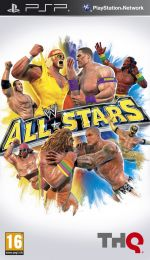Hra pre PSP WWE All Stars