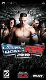 Hra pre PSP WWE SmackDown! vs. Raw 2010