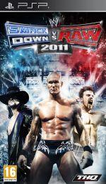 Hra pre PSP WWE SmackDown! vs. Raw 2011