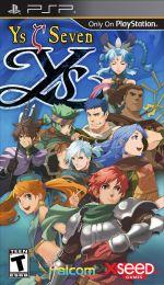Hra pre PSP Ys Seven