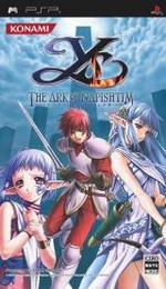 Hra pre PSP Ys: The Ark of Napishtim