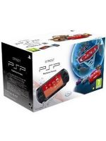 Pr�slu�enstvo pre PSP Konzola Sony PSP-E1004 + Cars 2
