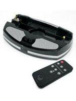 Príslušenstvo pre PSP Media Amp (Joytech) - Dokovacia stanica pre PSP1000 s reproduktormi a diaľkovým ovládačom